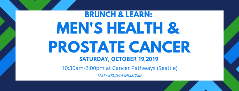 prostate cancer brunch and learn